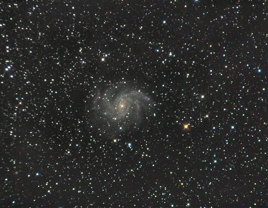 ngc 6946 - image courtesy of dietmar hagar