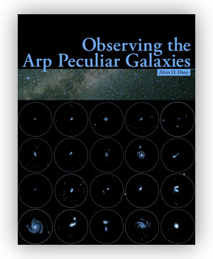 Cover of Observing the Arp Peculiar Galaxies