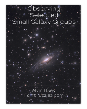 Cover of Observing Selected Small Galaxy Groups